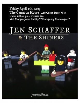april 5 poster